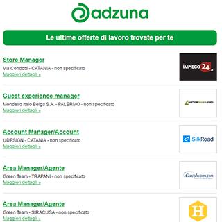 185 Offerte di lavoro per Coordinatore a/in Trentino-Alto Adige | Adzuna
